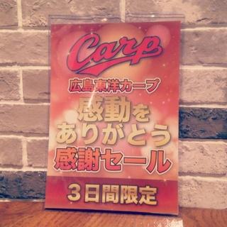 感動をありがとう..☆carp!! - [2/3]