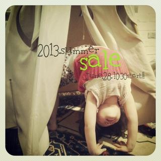 ☆☆Summer Sale 2013☆☆