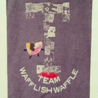 TEAM WAFFLISH WAFFLE TEE - [2/2]